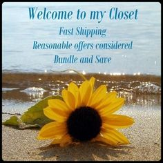 🌻 WELCOME TO MY CLOSET 🌻 Bundle and Save🌻 Fast Shipping 🌻 Reasonable Offers 🌻 Bundle and Save🌻 ❤️ Happy Poshing ❤️😘 Other