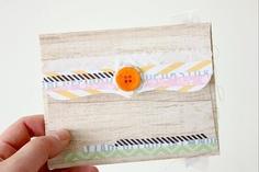 wood envelopes