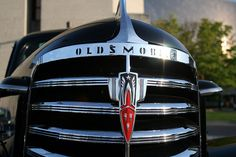 1940s Oldsmobile grill   Flickr - Photo Sharing!