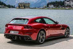 Ferrari GTC4 Lusso foto's | AutoWeek Fotospecial - AutoWeek.nl