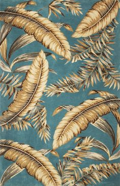 This hand tufted KAS rug was made in China from 100% Wool. This transitional style area rug features a tropic-coastal design with teal, tan, ivory and beige colors.RugStudio # 69351Brand: KasCollection: SpartaPromotion: SALEStyle: Transitional,...