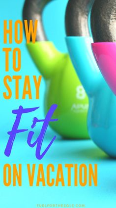 Learn simple ways to maintain motivation while you travel. We created the ultimate plan to stay healthy, fit, in shape & continue weight loss on vacation. Our fitness guide has the best tips & ideas on how to easily include daily exercise; the top lightweight gear, products, accessories, bands, mats & shoes to pack; with a quick & fun FREE printable full body workout, no equipment, bodyweight routine you can do in a hotel, beach, gym & home. #travel #fitness #workout #exercise Fuelforthesole.com