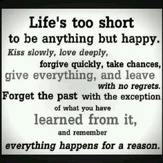 Life`s Too Short