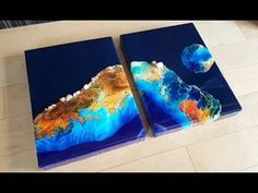 How to do Fluid Painting? This is a learning channel where I show my experiments using acrylic paint and Artist products to create fluid paintings. Acrylic Painting Lessons, Using Acrylic Paint, Pour Painting, Acrylic Pouring Techniques, Acrylic Pouring Art, Painting Techniques, Resin Art, Drawing, Art Projects