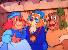 ♥ Gummibärenbande ♥ 1990 Cartoons, Gummi Bears, Disney Animation, Cartoon Drawings, Awesome Stuff, Walt Disney, Puzzle, Converse, Scene