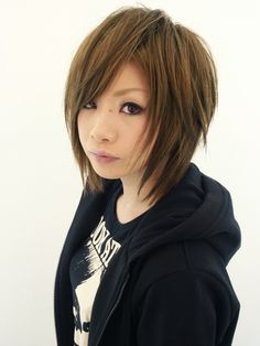 Cool New Asian Hairstyles 2011