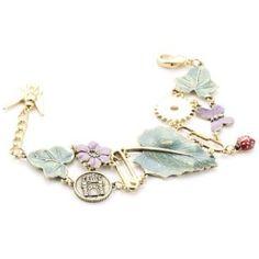 Disney Coture tinkerbell charm bracelet $90