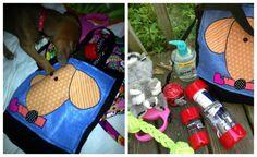Piper Pet Bag