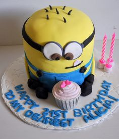 despicable me party decorations | party ideas