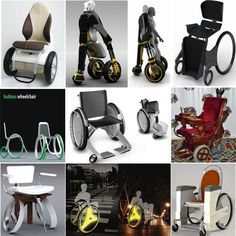 Wheelchairs bringing a ray of hope in bleak lives of physically disabled | Designbuzz : Design ideas and concepts
