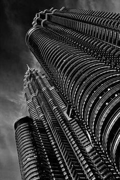 Petronas Twin Towers Kuala Lumpur by Jillian Mitchell.