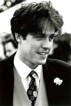 Four Weddings - when we remembered it was funny to be English.