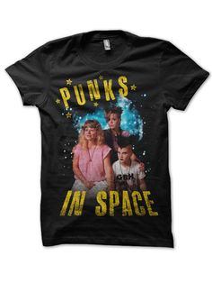 Punks in Space – Awkward & Sons