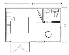 First level floor plan for small house i would make garage for Guest house construction cost