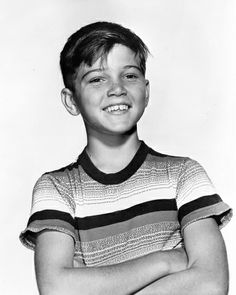 Paul Peterson I had such a crush The Donna Reed show