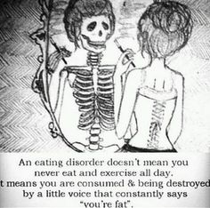 ANOREXIA, EATING DISORDERS