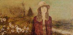 """Jolene in the Mist"" Artist Shannon Taylor"