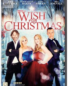 We have exciting news for you!! 'Wish For Christmas' is coming to #PureFlix on Dec. 2!