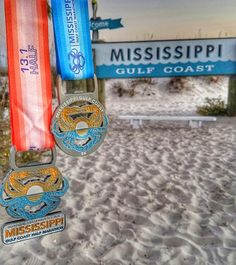 Mississippi Gulf Coast Half Marathon Race Recap