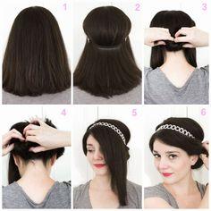 @Gimmysworld: Le #headband, l'accessoire indispensable quand on ne sait pas se coiffer
