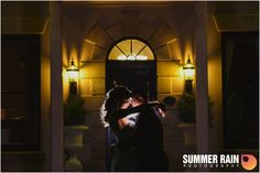 A perfect night photography shot! | Renee and Paul May 2015 | Summer Rain Photography | Eschol Park House | Wedding Venue