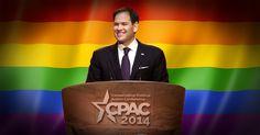 "Cover-Up: Rubio, Establishment Try to Bury ""Rubio's Gay Past"" Reports"