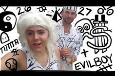 My quick explanation on how to make an authentic Die Antwoord Halloween costume. At the end is an embarrassing photo from last year :0