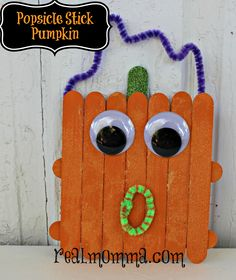 Blog post at Real Momma : I don't know about you guys but our house is starting to look like a pumpkin patch!! Between the pumpkins on our front steps to the garland [..]