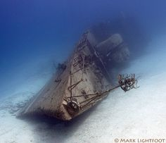 FRIGATE 356, a 306 foot long Soviet built Cuban warship from the late Cold War era, lies in ghostly stillness 40-90 feet beneath the surface in Cayman Brac.