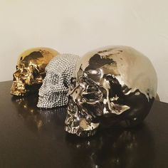 Skull Decorate with daring and dramatic. Morton Skulls add a unique, bright accent to any room.Decorate with daring and dramatic. Morton Skulls add a unique, bright accent to any room.