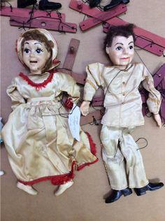 Hazelle's Marionettes