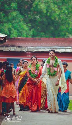Kerala Wedding Photography, Wedding Couple Poses Photography, Indian Photography, Bridal Photography, Beauty Photography, Kerala Bride, South Indian Bride, Indian Bridal, Hindu Bride