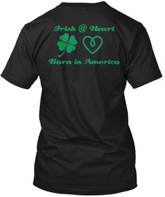 Irish@Heart BorninAmerica (back to Kiss Me)