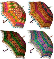Designer Rain Umbrellas | designer rain umbrellas item code josu12 beautiful hand embroidered ...