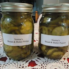I have made these for years and given this recipe to so many young woman friends of mine that thought they couldn't can. These are so easy to make and requires no canning at all. When packed hot in canning jars with lids twisted tight they seal them selves. I tought my daughter and many friends how to make these. They are a great gift to give at Christmas time to friends and family whem money is tight to buy gifts. I'll never forget a man I will call Mr. Tichy. When I lived in Mt. Holly…