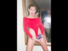 Why Miley Cyrus Cant Stop Sticking out Her Tongue