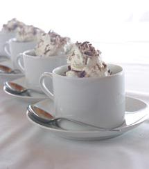 A Cup of Hot Mocha!   Another tasty recipe from PEI's famous chef, Michael Smith!!!! Sounds yummy doesn't it?!!!?