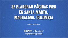 Luigi Tools: Se Elaboran Páginas Web en Santa Marta, Magdalena....
