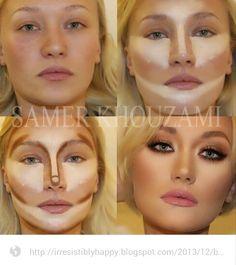 Contouring | Makeup | Beauty | DIY