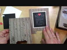 Easel Cards, 3d Cards, Fun Fold Cards, Folded Cards, Chalkboard Easel, 3d Projects, School Fun, Craft Videos, Paper Crafting