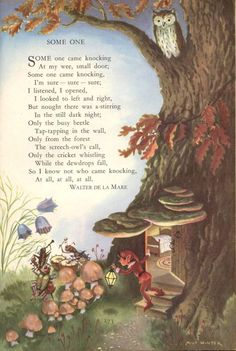 From 1949 edition Childcraft books.: