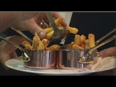 How to cook Michelin-Starred Chips (Fries) - YouTube