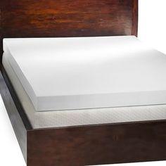 Serta Ultimate 4 inch Visco Memory Foam Mattress Topper by Serta