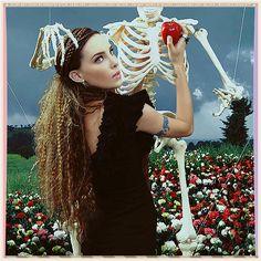 Belinda Photoshoot Carpe Diem (2010)