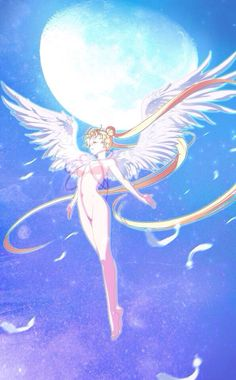 Sailor Moon, the fact that she was some of the inspiration fot Cinder makes my head spin with joy!