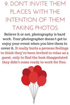 #10 ways to respect your photographer (9)