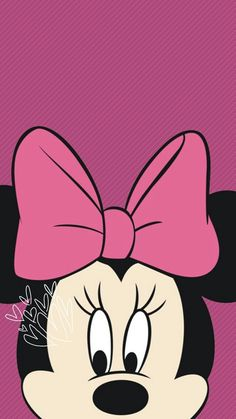 Image shared by ★ Mαяvєℓσus Gιяℓ ★. Find images and videos about cute, pink and wallpaper on We Heart It - the app to get lost in what you love. Mickey Mouse Wallpaper Iphone, Cute Disney Wallpaper, Wallpaper Iphone Cute, Cute Cartoon Wallpapers, Pink Wallpaper, Retro Disney, Disney Mickey, Disney Art, Minnie Mouse Background