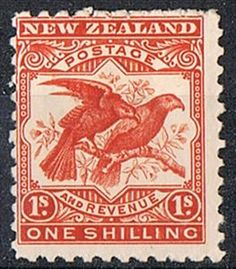 New Zealand Kaka stamps - mainly images - gallery format Old Stamps, Rare Stamps, Vintage Stamps, Postage Stamp Design, Vanuatu, New Zealand Art, Kiwiana, Vintage Lettering, Commonwealth