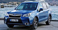 """Subaru'nun farklı segmentlerde yer alan modelleri Amerika Otoyol Güvenliği Sigorta Enstitüsü (IIHS) tarafından yapılan güvenlik ve çarpışma testlerini başarı ile geçerek """"2016 Top Safety Pick +"""" ödülüne layık görüldü."""