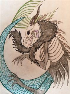 Elias monster form ancient magus bride